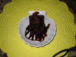 5-Minute Cake