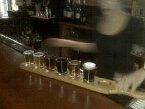 Long Valley Pub Beer Tasting