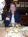 Riesling tasting at Weingut Lipmann in Beilstein